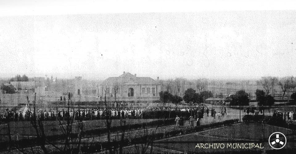 Plaza Alcira 1928