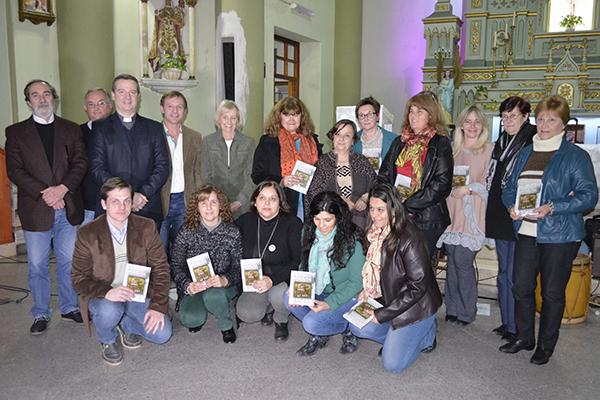presentacion libro capilla
