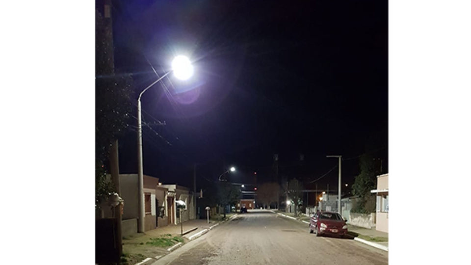 Luces led Bella Vista